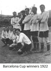 0013 1922 barcelona cup winners